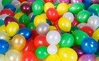 Monde: ballons volants