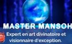 Mansoh clairvoyant medium marabout canton de Jura