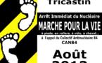 """Une """"Marche pour la Vie"""" du 18 au 25 août 2012"""