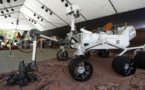 Curiosity: première photos couleur de Mars