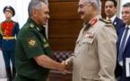 Afrique : La lybie sous tutelle turco-russe