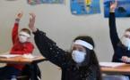 Réouverture des écoles en France par la levée des restrictions COVID-19