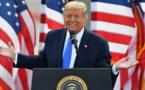 '' Seul Jésus-Christ est plus célèbre que moi'', a déclaré Donald Trump