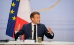 Emmanuel Macron déclare: la France a une part de l'Afrique en elle