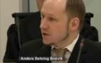 Breivik porte plainte pour torture