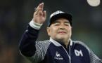 La légende Diego Armando Maradona a rendu l'âme