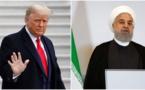 Le président iranien Hassane Rohani se déclare heureux de voir Trump partir