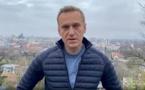 Alexei Navalny de retour en prison en Russie
