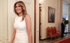 USA : Melania Trump brise une tradition chez les Premières dames