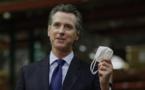 Tempêtes politiques autour du Gouverneur californien et du coronavirus
