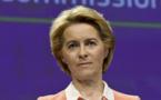 """Ursula Von der Leyen regrette les """"erreurs"""" commises dans l'exportation de vaccins"""