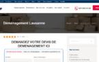 Top déménagement Lausanne