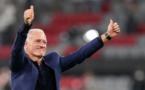 """Didier Deschamps """"satisfait"""" après le match nul"""
