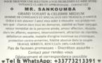 Sankoumba marabout voyant africain Limoges, amour, réussite et protection
