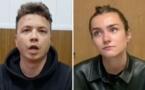 Lukashenko libère Roman Protasevich et Sofia Sapega