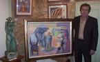 Montpellier: La Galerie d'Art Reno toujours au coeur de la vie culturelle