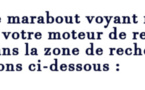 Maître Tavel grand voyant medium marabout Guyane