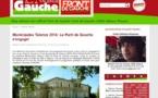 Elections municipales Talence 2014: le Parti de Gauche lance un Blog non officiel