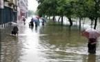 La Corée du Nord subit les pires inondations de la décennie