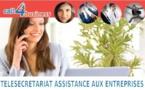Télésecrétariat, assistance aux entreprises Paris