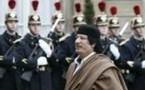 Dernier jour de visite en France pour Kadhafi