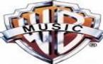 Warner Music met son catalogue en ligne.
