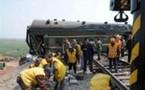 Actu Monde : Chine: une collision entre 2 trains fait au moins 70 morts