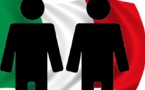 Une union civile pour les homosexuels en Italie