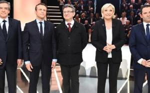 Elections présidentielles 2017: premier débat