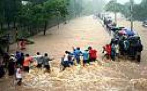 Catastrophes naturelles : la crise climatique en accusation