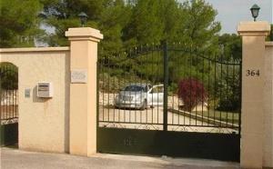 Portail automatique Istres Provence