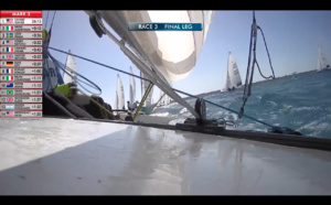 Sport voile : Stars Sailors League Race 3 Day 2