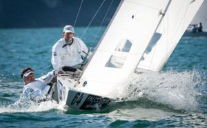 Esporte - Grael Torben na Stars Sailors League
