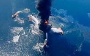 Marée noire en Louisiane: danger pour Obama