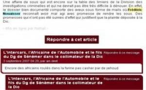 Frédéric Nouaisser dans l'énergie solaire malgré rumeurs et diffamations
