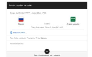 Pronostic Russie Arabie Saoudite