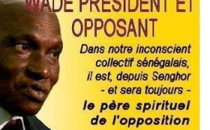 Abdoulaye Wade un président opposant au Sénégal