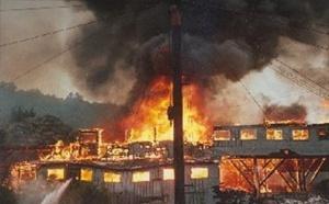 Nouvel incident sur un site industriel de Fos-Lavera et news France