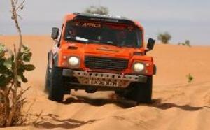 L'africa eco race 2011:une initiative cent pour cent sénégalaise