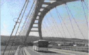 Aline Sitoe Diatta et le Pont de Banjul