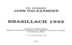 BRASILLACH 1945