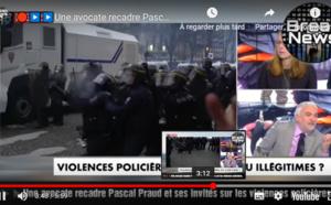 Manifestants Gilets Jaunes et violences policières: bilan au 10 février