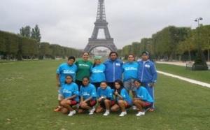 Sport: le foot des sans-abris