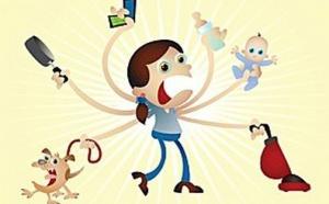 Santé: depression des super mamans