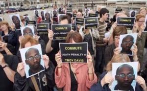 L'exécution de Troy Davis est prévue ce mercredi