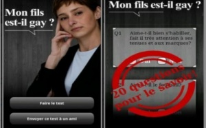 """""""Mon fils est-il gay"""" fait scandale"""