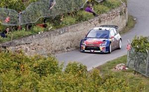 Sébastien Loeb abandonne