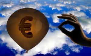 Gelée et floue = économie française