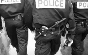 Les forces de l'ordre en danger