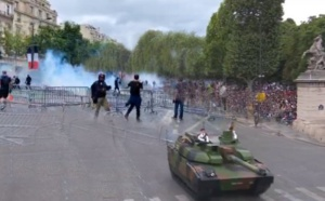 Le pain béni des manifestations du 14 juillet 2019